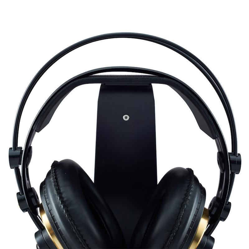 Kopfhörerständer mit Kopfhörern